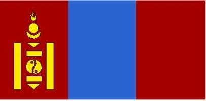 몽골 국기와 그 색상에 담긴 의미