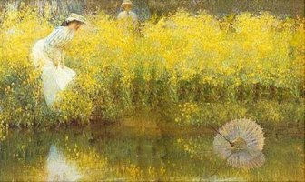 아름다운 봄 그림과 작가들