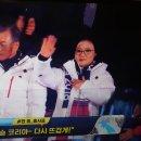2018년 평창 동계올림픽 남북선수단 공동입장
