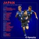 미리 보는 러시아 월드컵 25편 - 일본