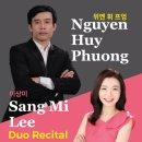 [10.07] Nguyen Huy Phuong - 이상미 두오 리사이틀