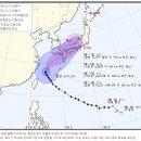 성난 제주바다 그리고 태풍 탈림(TALIM)