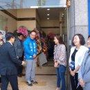 장세용 구미시장 후보, 오중기 경북도지사 후보 개소식 참석