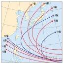 태풍 '탈림' 한국 영향은?