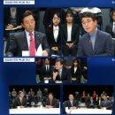 JTBC 신년 토론회 노련했던 노회찬 의원 한심한 김성태 의원에게 토론을 전수하다