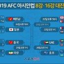 아시안컵 8강 대진표, '마지막 대진'만 남았다 [한국-바레인]