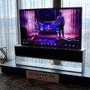 LG, 세계 최초의 롤러블 TV 시그니처 OLED TV R 발표