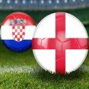 잉글랜드 크로아티아 경기