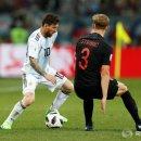 아르헨티나 크로아티아 하이라이트 (동영상) 16강 티켓