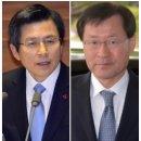 황교안 김진태, '여검사 성폭력' 감찰 논란.. 징계없이 흐지부지처리