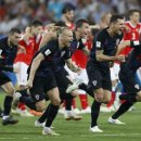 러시아 크로아티아 하이라이트, 4강 대진표 경기일정