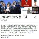 2018 러시아 월드컵 일정 정리