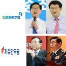 [613지방선거 여론조사]시.도지사 예비후보 선거 여론조사(종합)