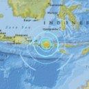인도네시아 지진 동영상 피해 위치 지도