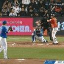 2018년 4월 14일 오선진 시즌 1호 (7회 1점, 삼성 김시현)