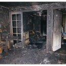 청주 아파트 화재 및 80대 독거노인 사망