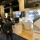신도리코, 3D 프린팅 전문 전시회 2018 Rapid+TCT 참가기