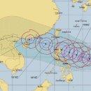 홍콩 태풍 망쿳 경로