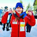 정소피아, 우리나라 최초 여자 스켈레톤 국가대표