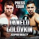 게나디 골로프킨 vs 사울 카넬로 알바레스 WBA WBC 미들급 챔피언 경기