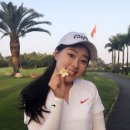 운동선수치고는 귀여운 얼굴인 편인 중국 골프선수 쑤이샹