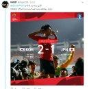 """[UK] 토트넘 공식 트위터 """"손흥민 축하한다!"""" 폭풍 댓글"""