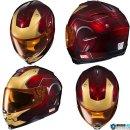 윤성빈 아이언맨 헬멧 제작회사의 다른 마블 헬멧