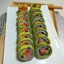 '성시경 김밥'으로 유명한 '베를린 김밥' 만들기