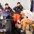 스켈레톤 세계랭킹 1위 윤성빈 선수 허벅지 ㄷㄷㄷㄷ