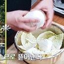 수미네 반찬 알배기배추 알배추겉절이 콩자반 김수미 레시피
