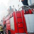 대구 번개시장 화재, 13개 점포 전소
