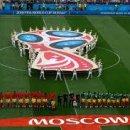러시아 사우디아라비아 5:0대파! 리뷰 러시아월드컵