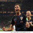 크로아티아, 잉글랜드에 극적인 역전승...사상 첫 결승