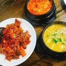 백종원의 골목식당 백반집 이대 맛있는식사 제육볶음 순두부찌개