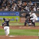 2018년 9월 5일 송광민 시즌 14호 (7회 4점, 롯데 진명호)