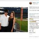 야구여신 배지현, 남편 류현진과 행복한 일상