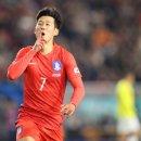 한국 콜롬비아 하이라이트 (동영상)/이재성, 손흥민 골