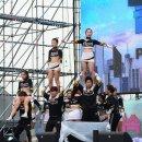 [스턴트치어리딩팀 임팩트] 광화문 봅슬레이 공연 동영상 <2018평창동계올림픽>
