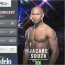 [UFC/UFC230] 크리스 와이드먼 vs 호나우도 소우자 미들급 경기 결과 리뷰!!!
