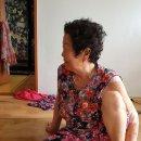 창평 - 엄마랑 양파 다듬고 인간극장 보고