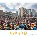 2019 서울국제마라톤대회 출발현장 광화문광장