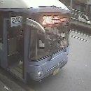 '240번 버스' CCTV 공개…