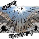 네이버 웹툰 가상대결 고수의 강룡 VS 호랑이형님의 영응왕 아린....승자는?