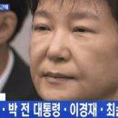 박근혜 얼굴 변화 7시간 동영상