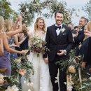 케이트 업튼♥저스틴 벌렌더, 영화같은 결혼식 사진