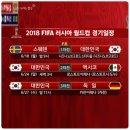 2018 러시아 월드컵 일정 시간 체크하고 응원준비