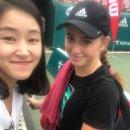 KEB 하나은행 Korea Open Tennis - 오스타펜코를 비롯한 WTA 투어선수들의 멋진...