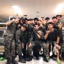 김수현 제대 이제 상병 군인 티가 팍팍