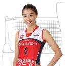 Q. 여자 배구선수 미모 순위 어떻게 될까요?