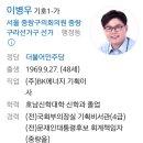 6,13 지방선거 구시군의회의원 후보(묵1, 2동)